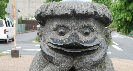 15.待太郎(まちたろう) 平成8年設置