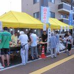 29.7.22夏祭り1