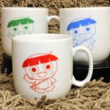 カッピーマグカップ