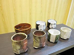 志木焼(湯呑・食器等)・カッピーオリジナル食器